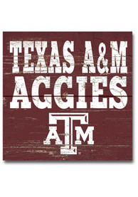 Texas A&M Aggies 3x3 Magnet