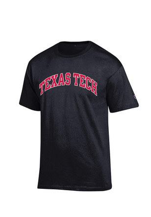 Texas Tech Mens Black Rally Loud Tee