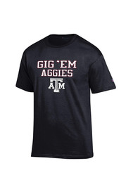 Texas A&M Mens Slogan Tee