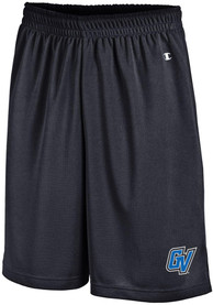 Champion Grand Valley State Lakers Black Mesh Shorts