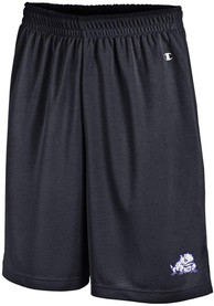 Champion TCU Horned Frogs Black Mesh Shorts
