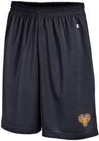 Champion West Chester Golden Rams Black Mesh Shorts