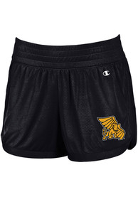 Missouri Western Griffons Womens Champion Endurance Shorts - Black