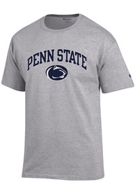 Champion Penn State Nittany Lions Grey Arch Mascot Tee