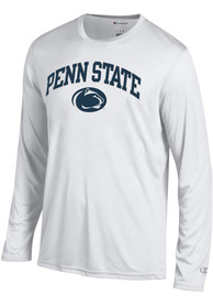 Champion Penn State Nittany Lions White Arch Mascot Tee