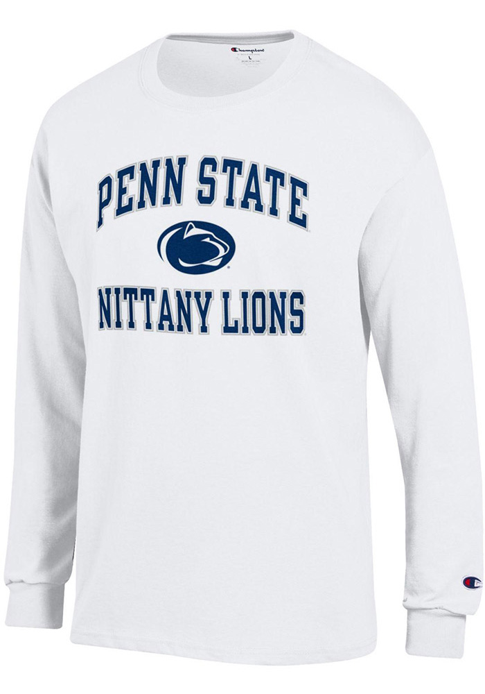 Champion Penn State Nittany Lions White  1 Design Tee 265a4d8c7