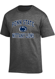 Champion Penn State Nittany Lions Charcoal #1 Design Tee