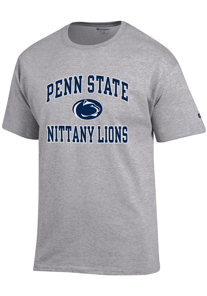 Champion Penn State Nittany Lions Grey #1 Design Tee