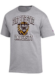 Champion Fort Hays State Tigers Grey #1 DESIGN Tee