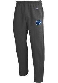 Penn State Nittany Lions Champion Open Bottom Sweatpants - Charcoal