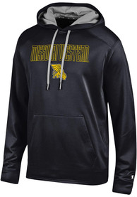 Missouri Western Griffons Champion Athletic Fleece Hood - Black