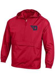 Dayton Flyers Champion Primary Logo Light Weight Jacket - Red