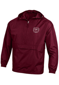 Missouri State Bears Champion Primary Logo Light Weight Jacket - Maroon