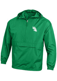 North Texas Mean Green Champion Primary Logo Light Weight Jacket - Green