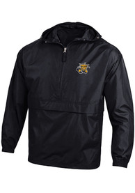 Wichita State Shockers Champion Primary Logo Light Weight Jacket - Black
