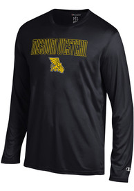 Missouri Western Griffons Champion Athletic T-Shirt - Black