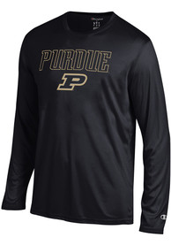 Purdue Boilermakers Champion Athletic T-Shirt - Black