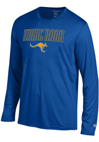 Champion UMKC Roos Blue Athletic Long Sleeve Tee Tee