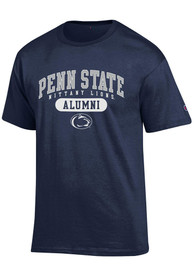 Champion Penn State Nittany Lions Navy Blue Alumni Tee