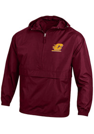 Central Michigan Chippewas Champion Primary Light Weight Jacket - Maroon