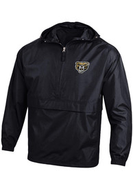Oakland University Golden Grizzlies Champion Primary Light Weight Jacket - Black