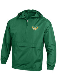 Wayne State Warriors Champion Primary Light Weight Jacket - Green