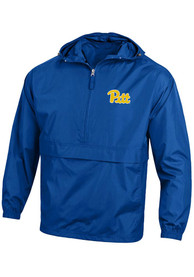 Pitt Panthers Champion Packable Light Weight Jacket - Blue