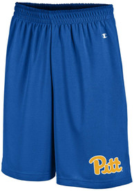 Pitt Panthers Champion Mesh Shorts - Blue