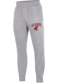 Texas Tech Red Raiders Champion Arch Mascot Fashion Sweatpants - Grey