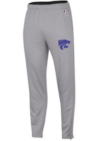 K-State Wildcats Champion Spark Pants - Grey