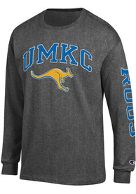 UMKC Roos Champion Roos T Shirt - Charcoal