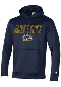 Kent State Golden Flashes Champion Field Day Pullover Performance Hood - Navy Blue