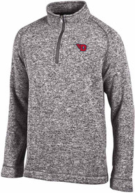 Dayton Flyers Champion Arctic 1/4 Zip Pullover - Grey
