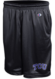 TCU Horned Frogs Champion Mesh Shorts - Black