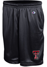 Texas Tech Red Raiders Champion Mesh Shorts - Black