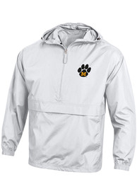 Missouri Tigers Champion Tiger Paw Logo Packable Light Weight Jacket - White