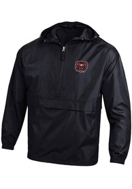 Missouri State Bears Champion Primary Logo Packable Light Weight Jacket - Black