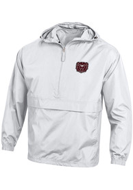Missouri State Bears Champion Primary Logo Packable Light Weight Jacket - White