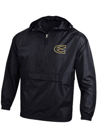 Emporia State Hornets Champion Packable Light Weight Jacket - Black