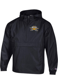 Northern Kentucky Norse Champion Packable Light Weight Jacket - Black