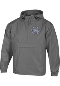 Penn State Nittany Lions Champion Packable Light Weight Jacket - Grey
