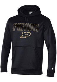 Purdue Boilermakers Champion Field Day PO Hood - Black