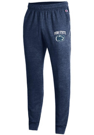 Penn State Nittany Lions Champion Powerblend Jogger Sweatpants - Navy Blue
