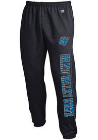 Grand Valley State Lakers Champion Powerblend Closed Bottom Sweatpants - Black