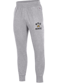 Northern Kentucky Norse Champion Rochester Jogger Fashion Sweatpants - Grey