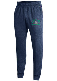 Notre Dame Fighting Irish Champion Powerblend Jogger Sweatpants - Navy Blue