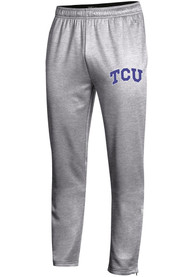 TCU Horned Frogs Champion Field Day Fleece Pants - Grey