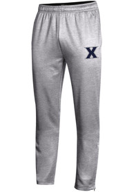 Xavier Musketeers Champion Field Day Fleece Pants - Grey
