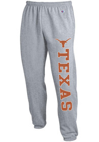 Texas Longhorns Champion Banded Bottom Sweatpants - Grey