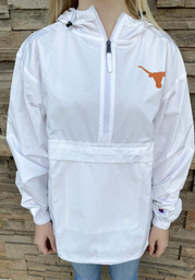 Texas Longhorns Champion Packable Light Weight Jacket - White
